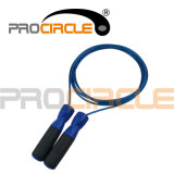 Fitness Bearing Ropes Plastic Speed Jump Rope (PC-JR1101)