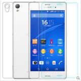 Tempered Glass Screen Protector 0.33mm 9h for Sony Z3/L55 Back