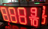 Changing Prices Remote LED Gas Price Sign LED Electronic Display