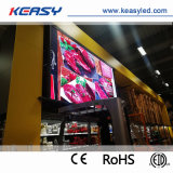 Aluminum P4.81 Indoor Fixed LED Video Wall for Sales