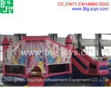 Cheap Princess Inflatable Bouncy Castle, Small Jumping Castle