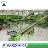 Municipal Waste Recycling Plant Urban Garbage Sorting Line to Rdf