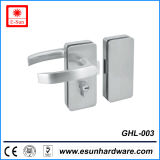Europe Popular Shower Latch in Sliding Glass Door Lock (GHL-003)
