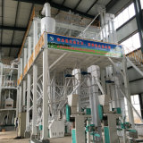 Wheat Roller Mill Machine (80-120T/24h)