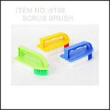 Hand Scrub Brush for Clothes Washing, Floor Cleaning