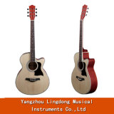 40′′41′′ Basswood Folk & Acoustic Guitar Made in China