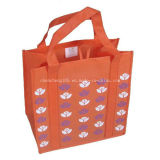 Nylon Hand Woven Shopping Bag