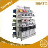 Pop up Metal Steel Floor Storage Display for Stationery