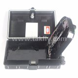 Indoor Outdoor Black Plastic 16 Core Fiber Optic Distribution Box Price