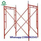 Q195/Q235 Steel H Frame Scaffold