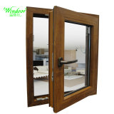 Competitive Price Turn and Tilt Wooden Aluminum Window