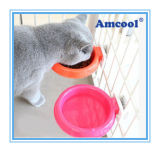 Wholesale Pet Products Fix on Cage Plastic Pet Bowls Feeders