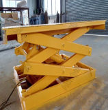 Lifting Platform Stationary Hydraulic Scissor Lift Table