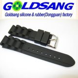 Eco-Friendly Silicone Men's Watchband /Watch Strap