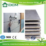 High Density Fireproof Cement Fiber Sheet Wall