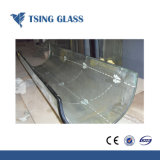 Flat Bent Toughened Glass Safety Tempered Glass 3-19mm