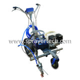 Hyvst Manufacturer Professional Splm3400 Gasoline Sprayer Airless Line Striper Road Paint Machine