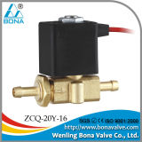 Bona Brass Solenoid Valve for Welding Machine (ZCQ-20Y-16)