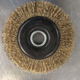 Customized Industrial Brushes Wheel Brushes for Gear Deburring Wb-12