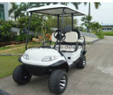 Suitable Price 2+2 Seater Electric Golf Car for Beach