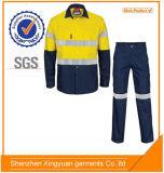 Star Sg T/C Heavy Duty Coal Mining Hi Vis Shirt and Pants