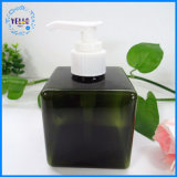 Customized 250ml Square Bottle Plastic Bottle Cosmetic Bottle