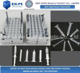 High Precision Plastic Mold for Syringe Barrel