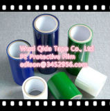 Blue Color Glass Protective Film with UV Resistance