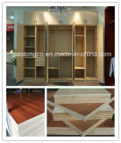 Bsl White Melamine Film Faced Laminated Marine Plywood Board for Furniture