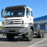 North Benz Beiben 6X4 Tractor Truck with Cargo Trailer