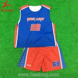 Healong Dye Sublimated New Style Basketball Jerseys