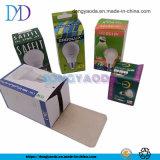 Custom UV Print Color Energy Saving Fluorescent Light Bulb Packing Box
