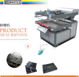 Ce Clamshell Silk Screen Printer for Sticker