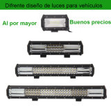 12inch Triple Row LED Light Bar LED Lighting Bar off Road ATV SUV Car Driving