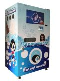 Chinese Famous Brand Coin Operated Ice Cream Vending Machine with Low Investment and High Efficient
