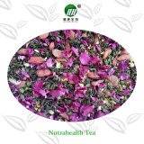 Wow, 100% Natural, Organic, Herbal / Fruit/ Flower Blened Tea