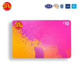 ISO14443A 13.56MHz PVC Contactless NFC Card with Logo Printing