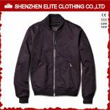 Fashion New Arrival Best Price Black Bomber Jacket (ELTWBJI-5)