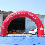 Customized Inflatable Welcome Arch Semicircle Shape for Sale