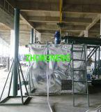 Engine Oil Regeneration, Black Oil to Yellow Base Oil