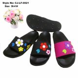 Women EVA Custom Logo Slippers, Cheap Indoor Women Slipper