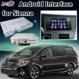 Android 6.0 Car GPS Navigator for Sienna Support Reverse Camera, WiFi, APP, Google Play, Mirrorlink