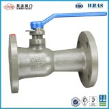 One PCS High Temperature Cast Iron Ball Valve