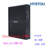 Quad Core J1900 Fanless Mini PC Desktop Computer