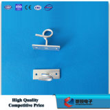 Galvanized Steel C-Type Bracket FTTH Accessories