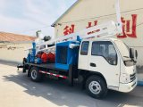 Truck Mounted Water Well Drilling Rig Deep Well Drill Machine Borewell Drilling Rig