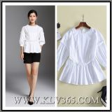 Newest Lady Fashion Cotton Shirt