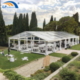 15X35m Clear Span Luxury Transparent Wedding Tent for Sale Factory Price