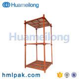 Warehouse Cheap Steel Metal Stillage Pallet Rack for Tire Storage