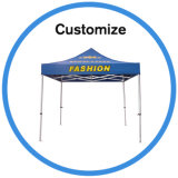 Custom Outdoor Promotional Folding Trade Show Pop up Canopy Tent